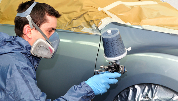 Mobile paint repair prodent for Mobile auto painting